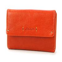 Dakota(ダコタ) ピチカート がま口二つ折り財布 0036361