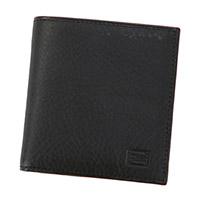 Dakota black label(ダコタ ブラックレーベル)セルバ 小銭入れ付き二つ折り財布 0620211