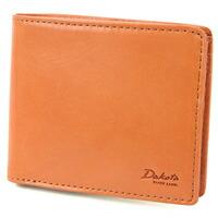 Dakota BLACK LABEL(ダコタブラックレーベル) メーディオ 小銭入れ付き二つ折り財布 0626700