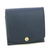 genten(ゲンテン) ウーニコ 小銭入れ付き二つ折り財布 42482