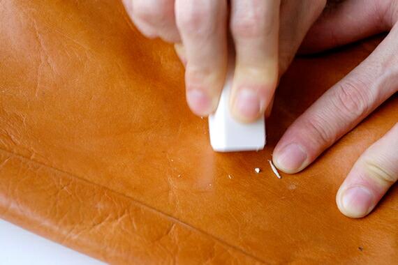 COLUMBUS コロンブス バッグ 財布用 レザークリーナー(消しゴムタイプ)