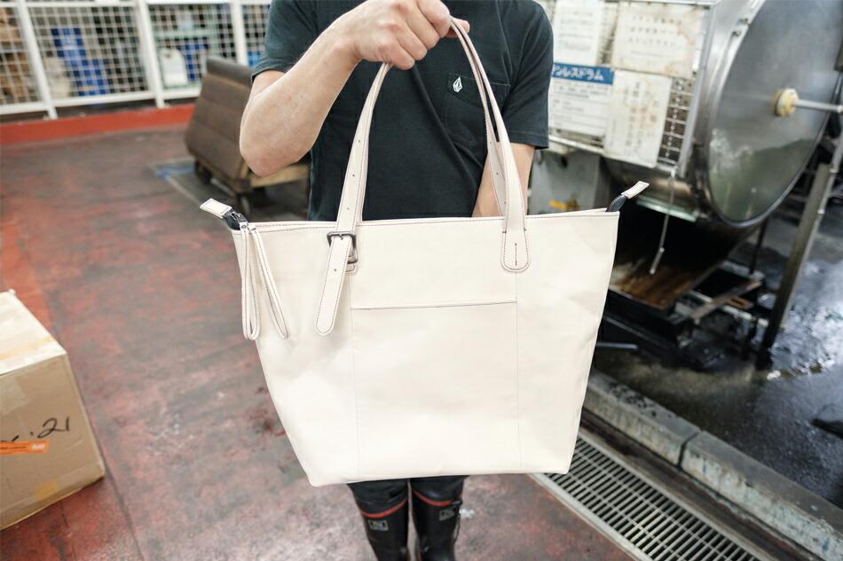 染色する前のMondのバッグ(MOD006)