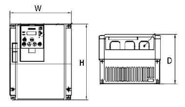 L700シリーズの図面です