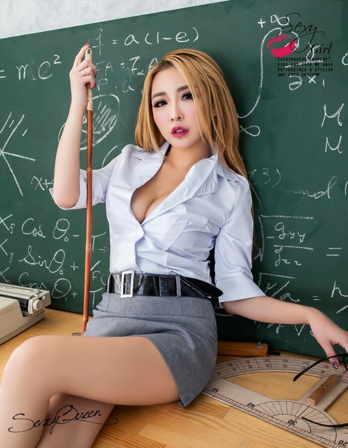 コスプレ セクシー 女教師 秘書 OL コスプレ衣装