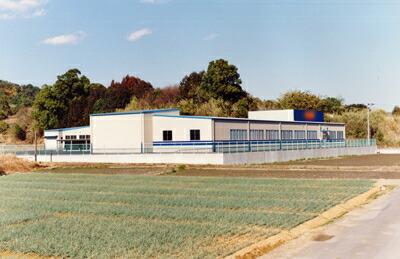 前社工場竣工当時
