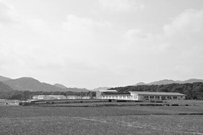 前身のあった工場跡地