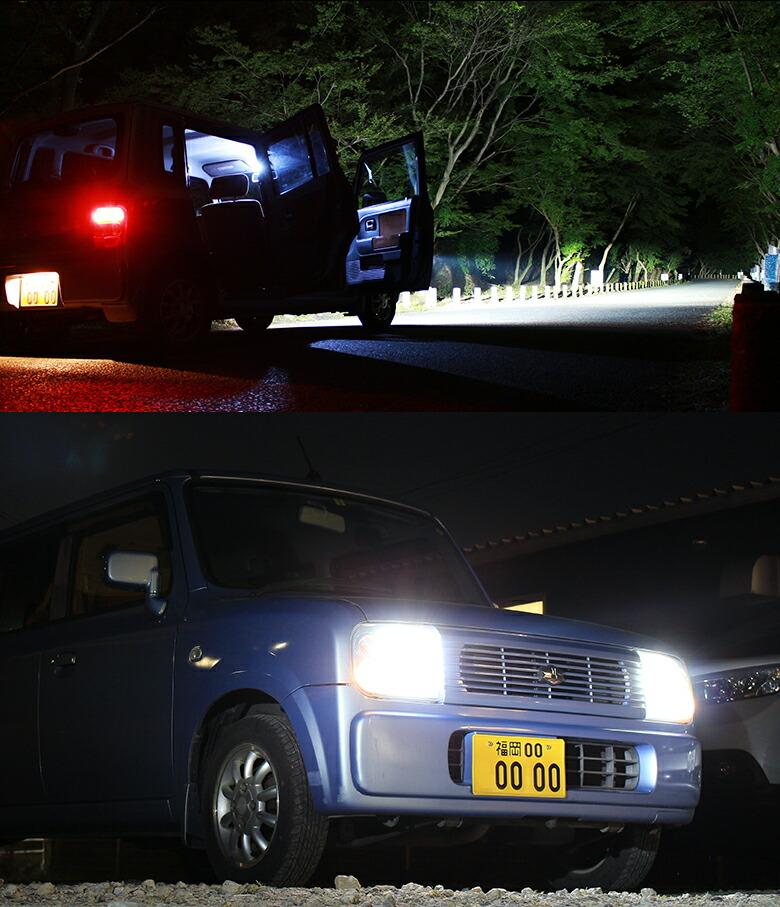 H4ヘッドライト 実用性HIGH