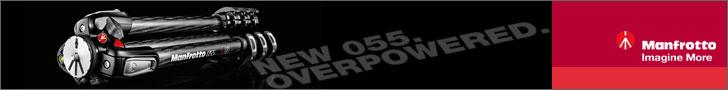 マンフロット MT055CXPRO4 055プロカーボンファイバー三脚4段