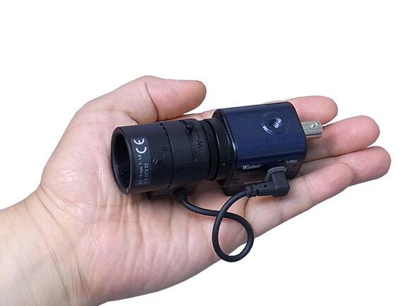 防犯カメラ・監視カメラ デイナイト白黒小型カメラWAT-902H2