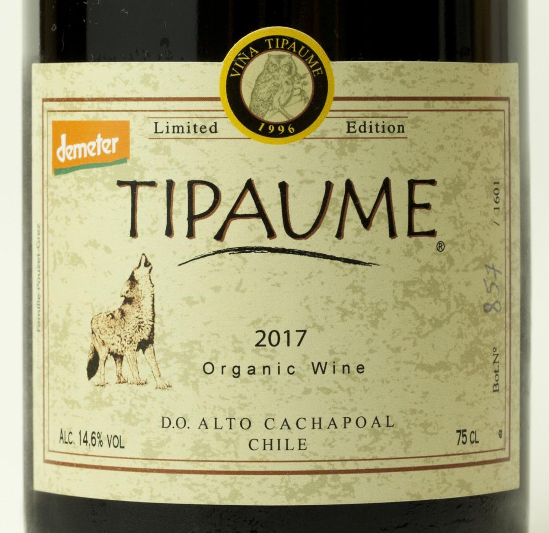 ティパウメ 2017 / TIPAUME 2017