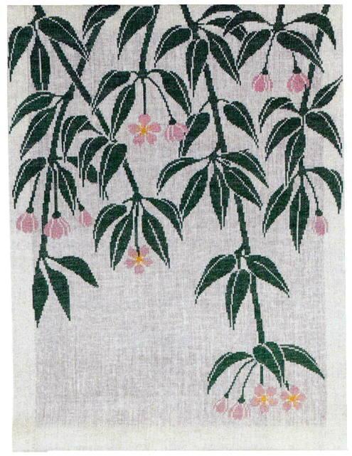 フレメ クロスステッチ刺繍キット 【春】 デンマーク 北欧 上級 輸入 30-4813