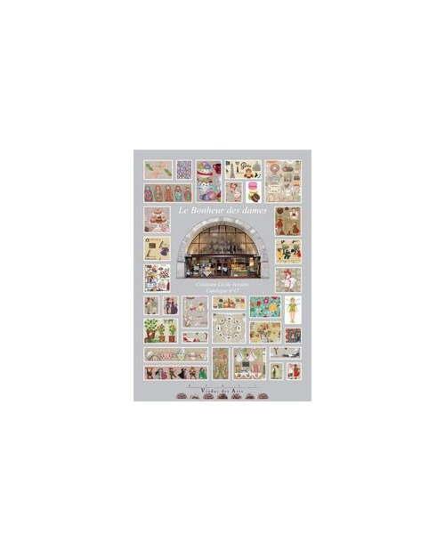 ルボヌールデダム カタログ 輸入 Le Bonheur des Dames フランス Catalogues クロスステッチ手芸雑貨シーボンヌ 専門店 通販サイト 販売