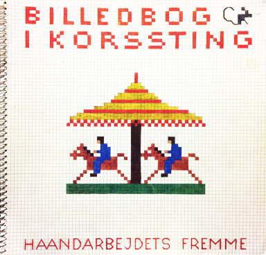 BILLEDBOG I KORSSTING