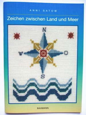 BAHMANN バーマン 図案 Zwischen Land und Meer 陸と海の間に クロスステッチ チャート ドイツ 刺しゅう 52-410