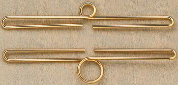 PERMIN ベルプル 16cm Oslo ペルミン デンマーク オスロ 北欧 5188-16(1セット)