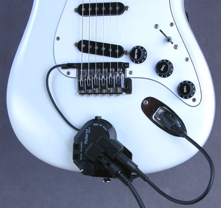 Roland << Roland >> GK-3 Divided Pickup [for the guitar]