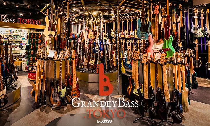 GRANDEY BASS.TOKYO