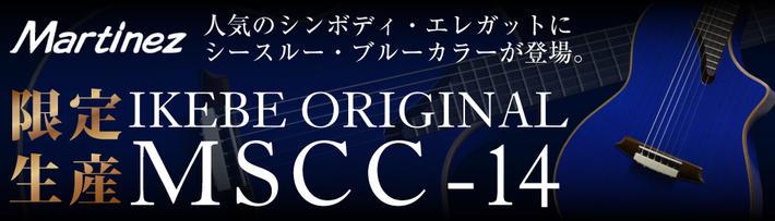 LTD MSCC14 BLUE