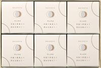 清水白桃ゼリー(6個入)