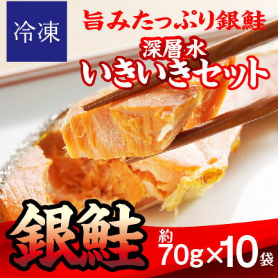銀鮭10切れセット