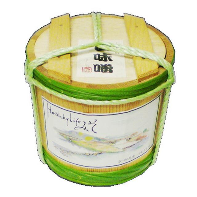 白味噌1.5kg木樽