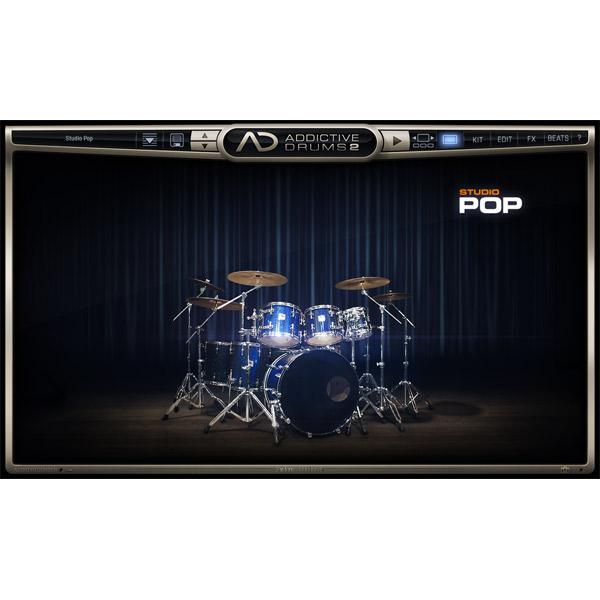 XLN Audio / エックスエルエヌオーディオ ADpak Studio Pop  画像