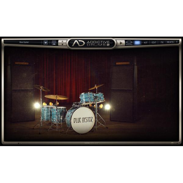 XLN Audio / エックスエルエヌオーディオ ADpak Blue Oyster  画像