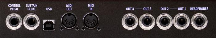 nordleadA1接続端子画像