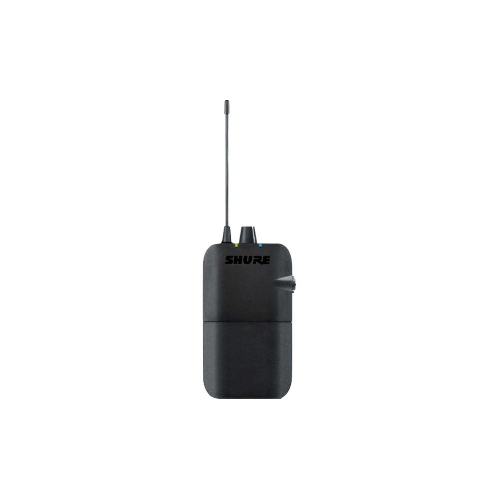 SHURE ワイヤレスシステム 送信機 P3T フロント画像
