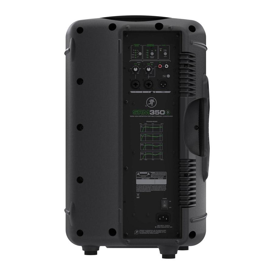 マッキー パワードラウド スピーカー 10インチ SRM350V3 MACKIE画像