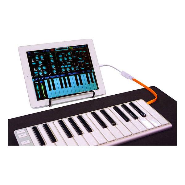 CME MIDIキーボード 37鍵盤 Xkey37 画像