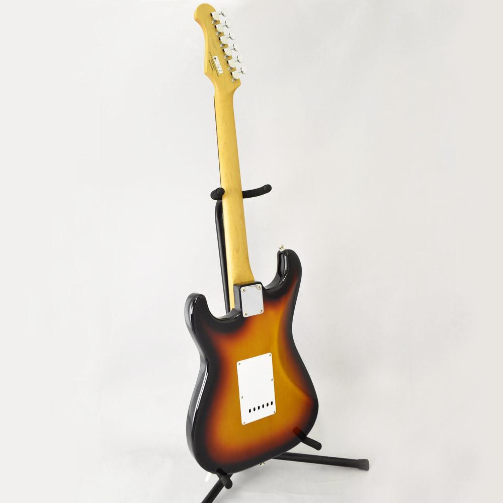 JST6R ギター全体裏