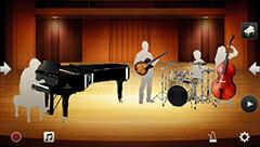 「ピアノルーム」機能