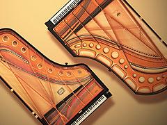 ヤマハとベーゼンドルファーの2大ピアノ