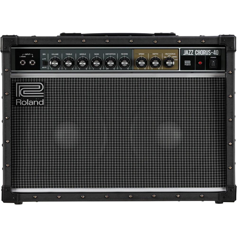 Roland JC-40正面-1