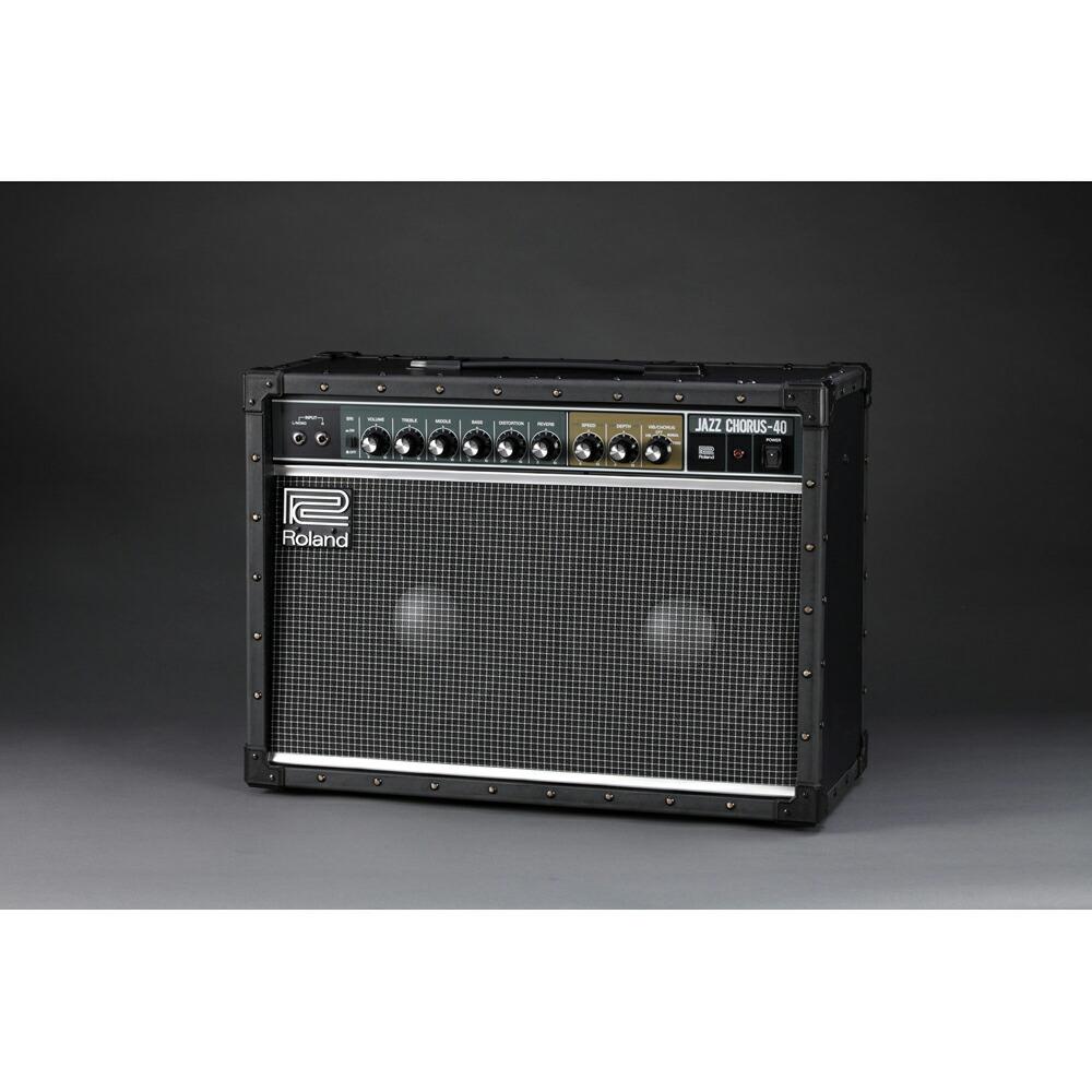 Roland JC-40正面-2
