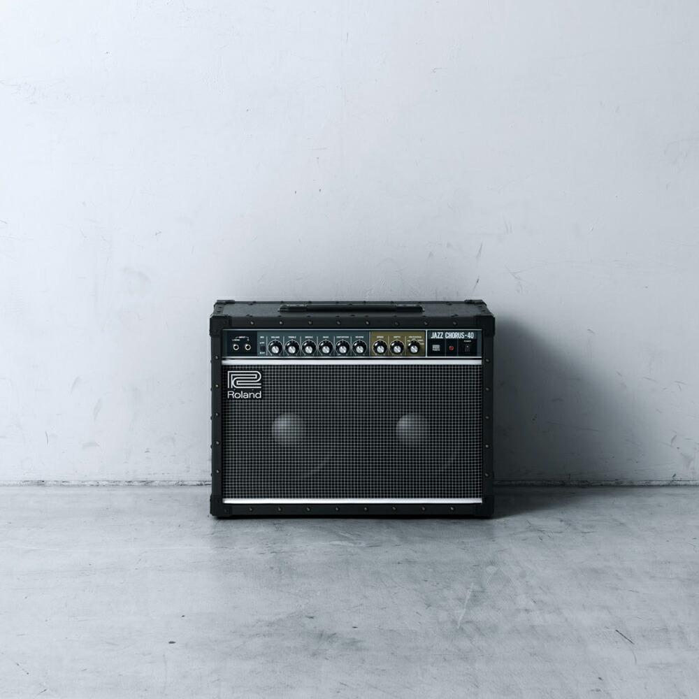 Roland JC-40正面-4