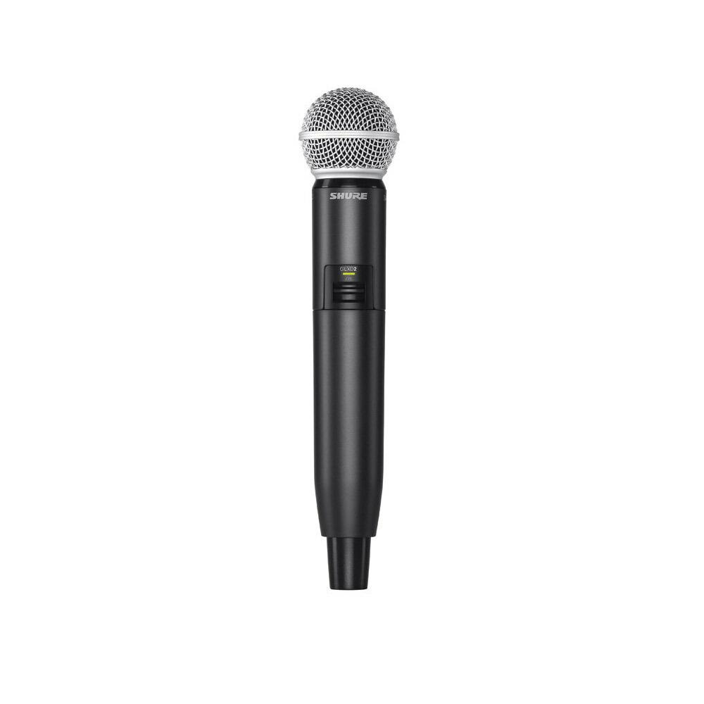 SHURE ハンドヘルド型 ワイヤレスシステム ボーカル GLXD24/SM58 シュア 【国内正規品】画像二
