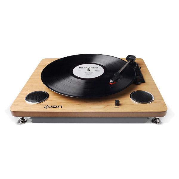 アイオンオーディオ アナログレコードプレーヤー Archive LP ION AUDIO 画像一