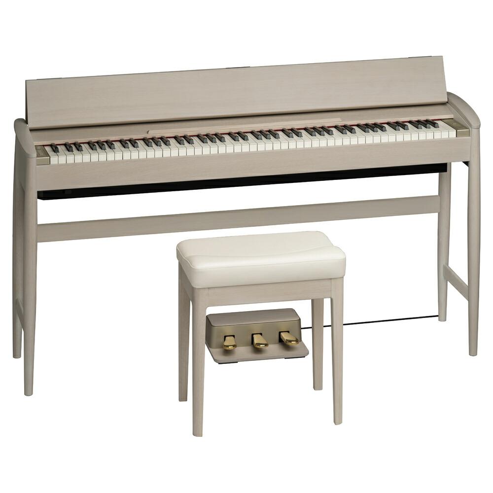 電子ピアノ全体画像