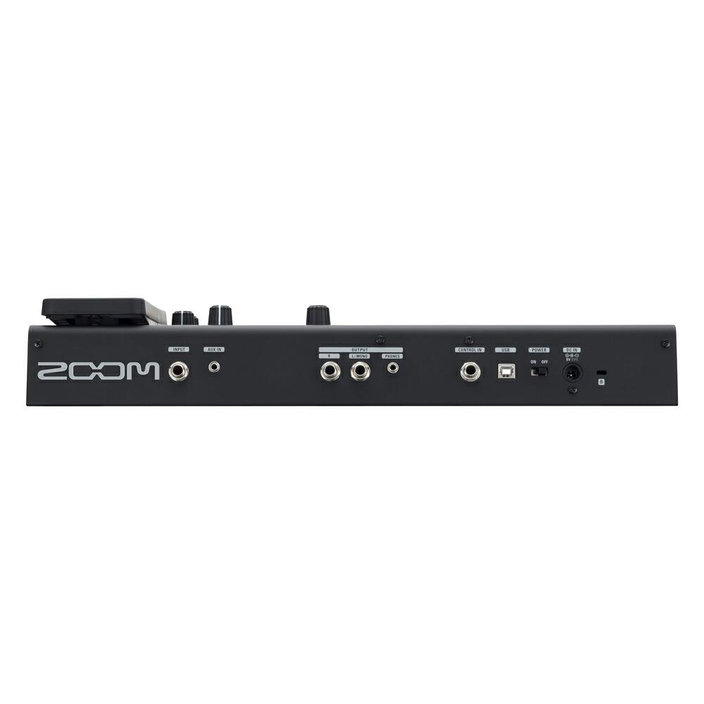 ZOOM G5n背面画像