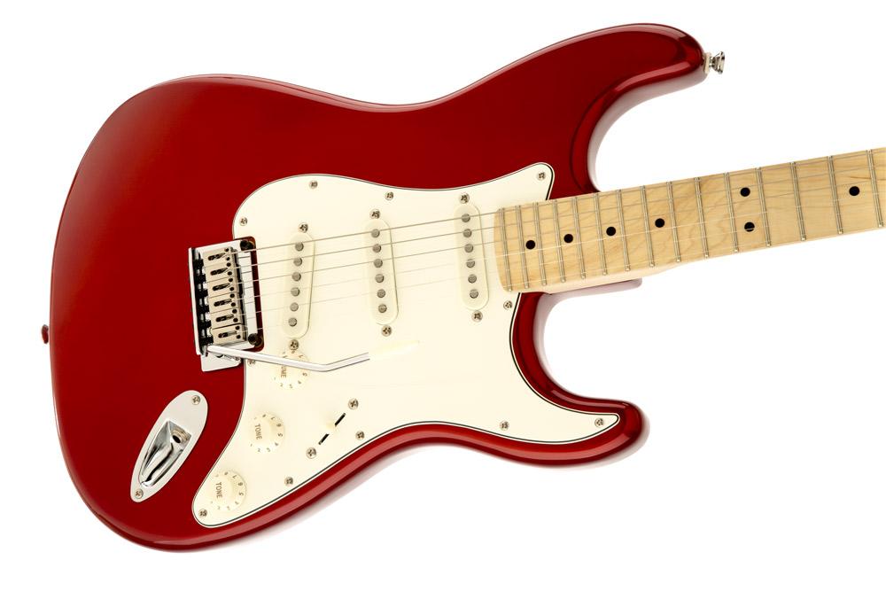 Squier Standard Stratocaster ボディ