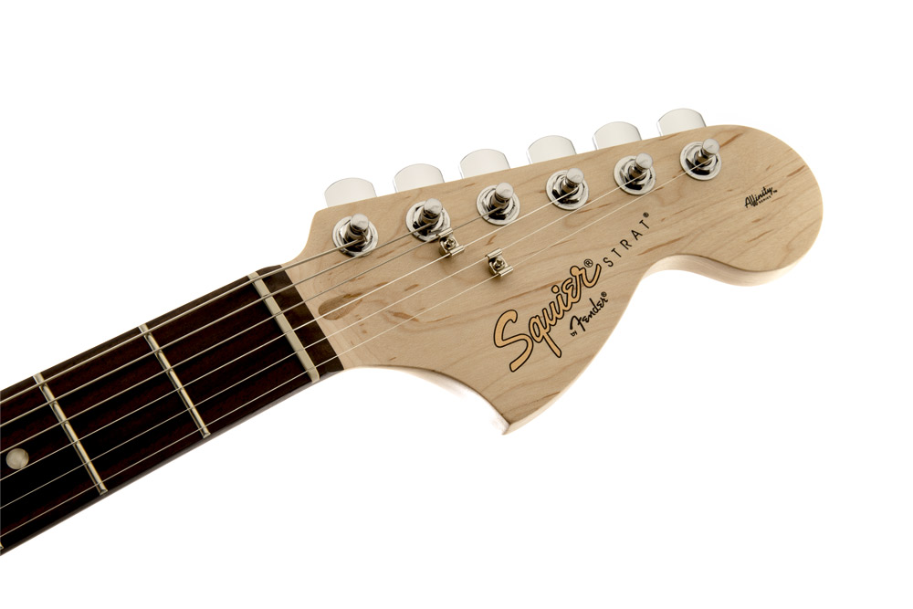 Affinity Series Stratocaster ヘッド
