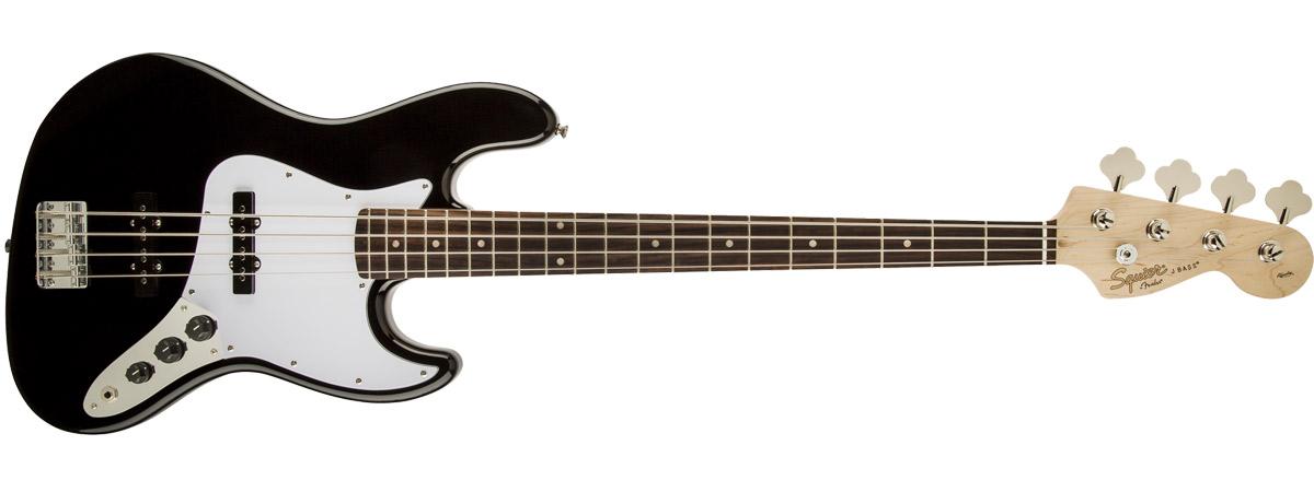 Affinity Jazz Bass 全体