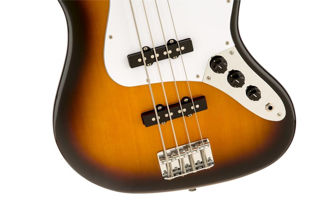 Affinity Jazz Bass ボディ