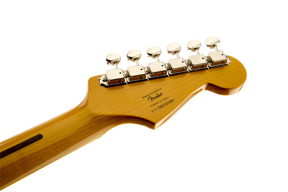 Classic Vibe Stratocaster 50s Left-Handed ヘッド裏