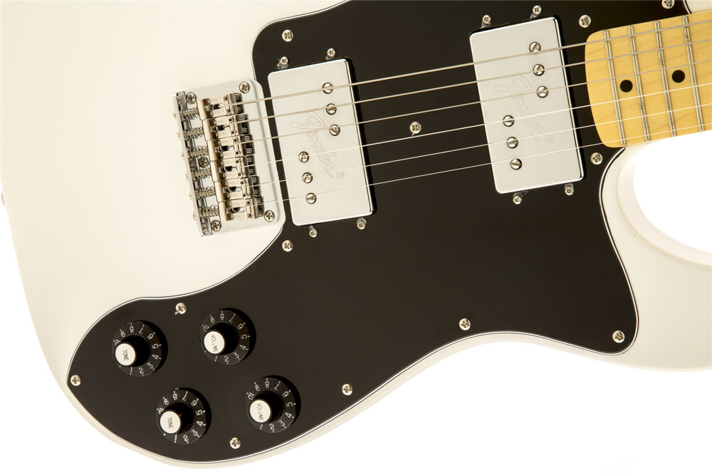 Vintage Modified Telecaster Deluxe ボディ
