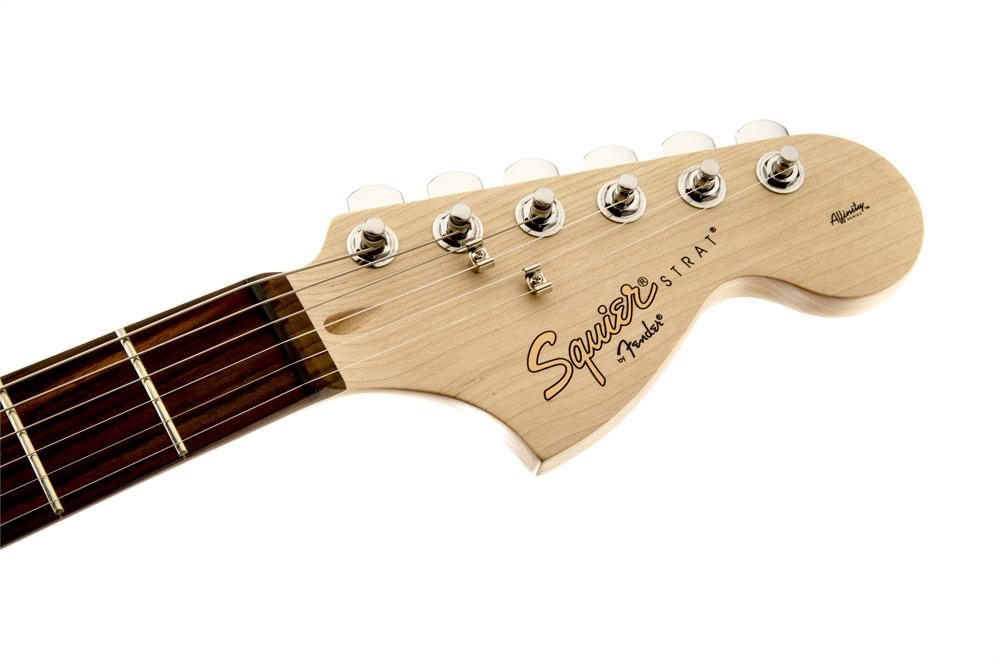 Affinity Series Stratocaster HSS ヘッド