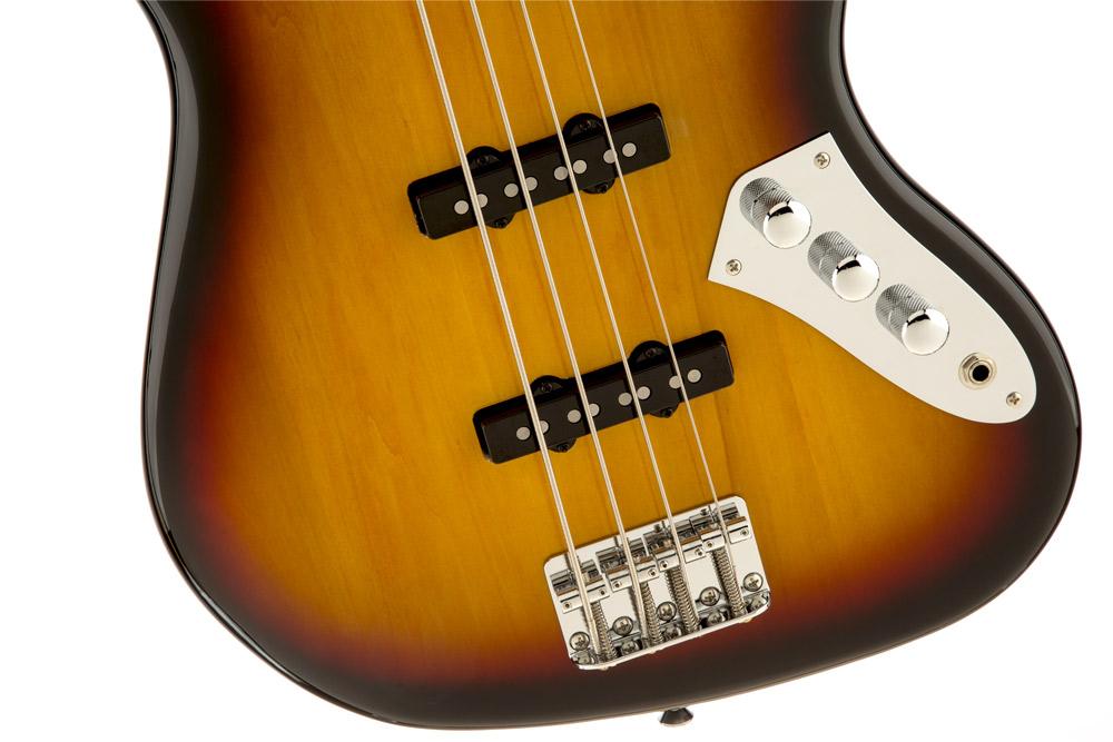Vintage Modified Jazz Bass Fretless ボディ