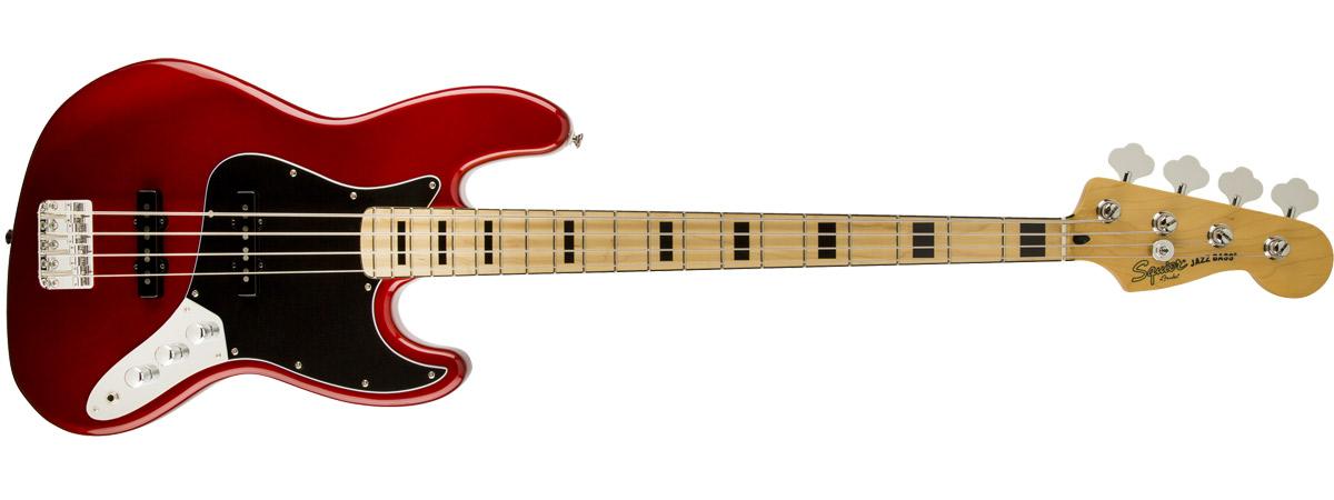 Vintage Modified Jazz Bass 70s 全体